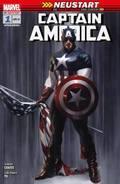 Captain America - Neustart - Bd.1