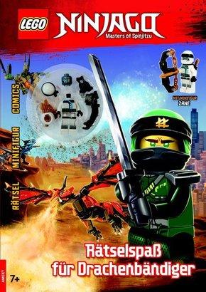 LEGO Ninjago - Rätselspaß für Drachenbändiger