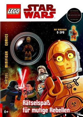LEGO Star Wars - Rätselspaß für mutige Rebellen