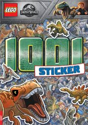 LEGO® Jurassic World 1001 Sticker