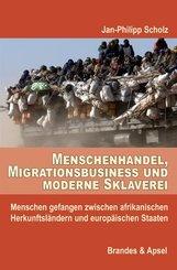 Menschenhandel, Migrationsbusiness und moderne Sklaverei