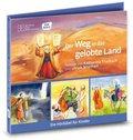 Der Weg in das gelobte Land, 1 Audio-CD