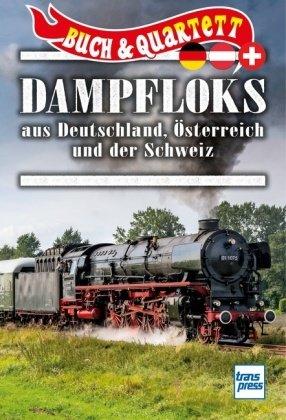 Dampfloks aus Deutschland, Österreich und Schweiz
