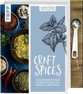 Gewürzmanufaktur Craft Spices, m. Messlöffel-Set