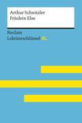 Arthur Schnitzler: Fräulein Else