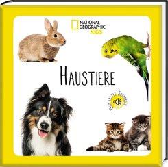 Mein erstes Soundbuch. Haustiere - National Geographic Kids