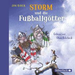 Storm und die Fußballgötter, 2 Audio-CDs