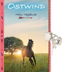 Ostwind - Mein Tagebuch, m. Schloss
