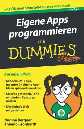 Eigene Apps programmieren für Dummies Junior