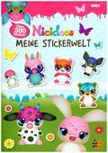 Meine Stickerwelt - Nicidoos
