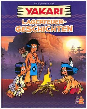 Yakari - Lagerfeuer-Geschichten