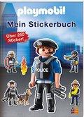 Playmobil - Mein Stickerbuch