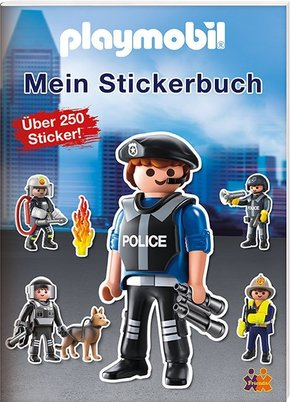 Playmobil - Mein Stickerbuch