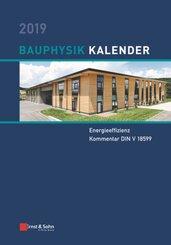 Bauphysik-Kalender 2019