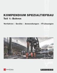 Kompendium Spezialtiefbau - Tl.1