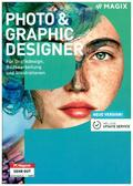 MAGIX Photo & Graphic Designer, 1 DVD-ROM