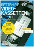 MAGIX Retten Sie Ihre Videokassetten deluxe, 1 DVD-ROM