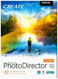 PhotoDirector 10 Ultra, 1 DVD-ROM