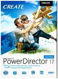 PowerDirector 17 Ultra, 1 DVD-ROM