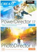 PowerDirector 17 Ultra & PhotoDirector 10 Ultra Duo, 1 DVD-ROM