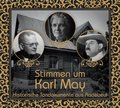 Stimmen um Karl May, 1 Audio-CD