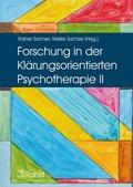 Forschung in der Klärungsorientierten Psychotherapie - Bd.2