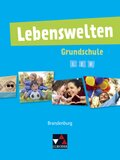 Lebenswelten, Ausgabe Brandenburg: Für die Jahrgangsstufen 5/6 (Niveaustufe D)