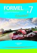 Formel plus, Ausgabe Bayern: 7. Jahrgangsstufe R7, Arbeitsheft
