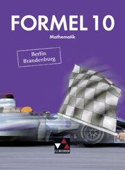 Formel, Ausgabe Berlin/Brandenburg: 10. Schuljahr, Schülerband