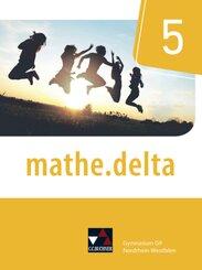 mathe.delta, Ausgabe Nordrhein-Westfalen (G9): 5. Schuljahr, Schülerband