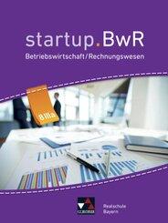 startup.BwR, Realschule Bayern: 8 IIIa Jahrgangsstufe