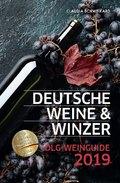 Deutsche Weine und Winzer des Jahres 2019