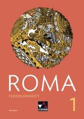 Roma, Ausgabe B 2018: Ferienlernheft