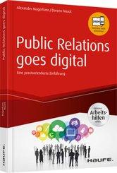 Public Relations goes digital