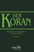 Der Koran, Übersetzung Zirker