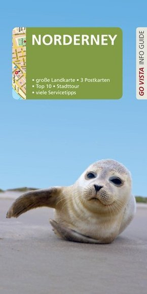 Go Vista Info Guide Reiseführer Norderney