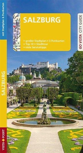 GO VISTA: Reiseführer Salzburg