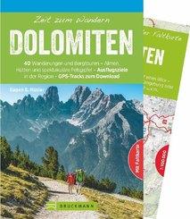 Zeit zum Wandern Dolomiten, m. 1 Kte.