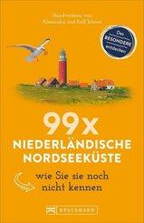 99 x Niederländische Nordseeküste wie Sie sie noch nicht kennen