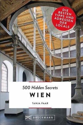 500 Hidden Secrets Wien