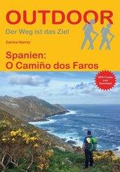 Spanien: O Camiño dos Faros