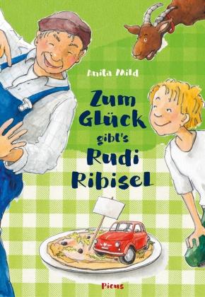 Zum Glück gibt's Rudi Ribisel