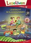 Leselöwen - Lesenacht im Klassenzimmer, Großbuchstabenausgabe