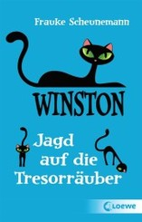 Winston (Band 3) - Jagd auf die Tresorräuber