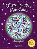 Glitzerzauber-Mandalas - Zauberpferde