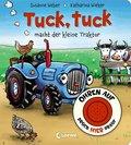Tuck, tuck macht der kleine Traktor, m. Soundbutton