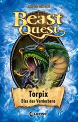 Beast Quest - Torpix, Biss des Verderbens
