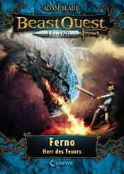 Beast Quest Legend - Ferno, Herr des Feuers