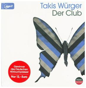 Der Club, 1 MP3-CD