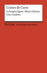 Maupassant, Guy de;Mérimée, Prosper;Orsoni, Francette